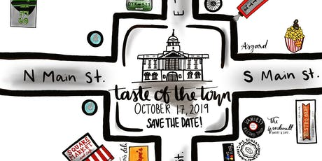 2019 Taste of the Town tickets