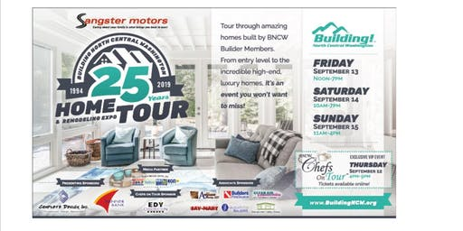 2019 BNCW and Sangster Motors Home Tour & Remodeling Expo