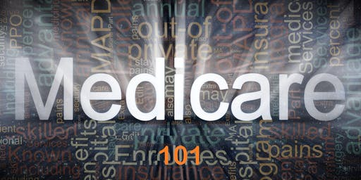Medicare 101 [Thursday Evening September 19, 2019] / Diablo Valley Community College (Pleasant Hill) / Class from 6:30 PM to 9:00 PM / Humanities Bldg. / Room 113