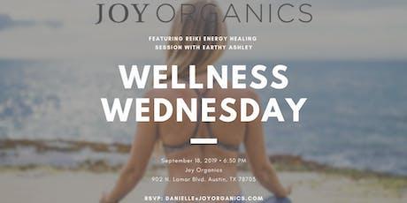 Wellness Wednesday   at Joy Organics tickets