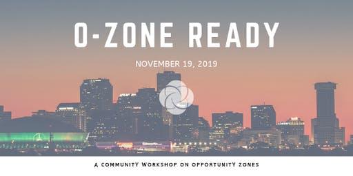 O-Zone Ready: A Community Workshop