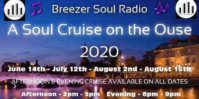 Soul Cruise On The Ouse Evening 2nd Aug