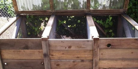 Free How to Build Your Own Compost Bin Workshop - Half Moon Bay tickets