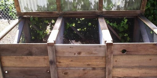 Free How to Build Your Own Compost Bin Workshop - Half Moon Bay