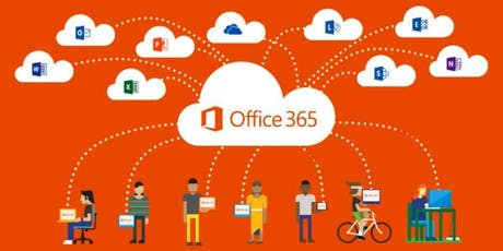 Navigating Office 365: SharePoint Site Member, OneDrive & Introduction to OneNote tickets