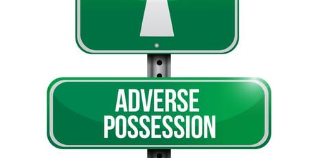 Adverse Possession Cases - Claim title to property under the 21 or 10 year tickets