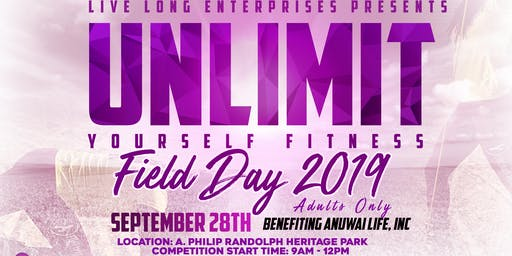 UNlimit Yourself Adult Fitness Field Day