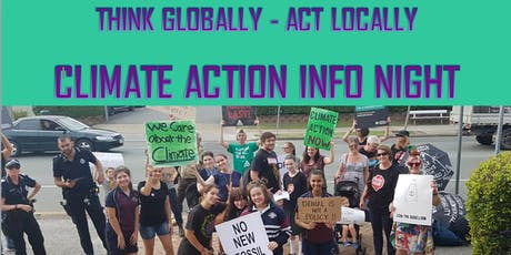 Think Globally, Act Locally - Climate Action Info Night tickets