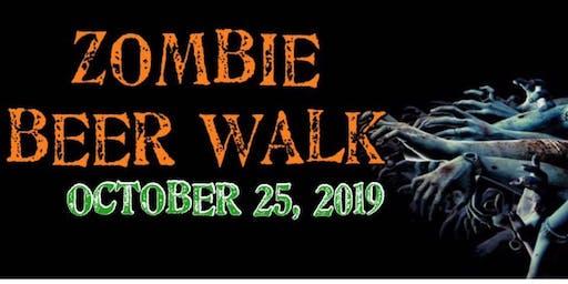 Zombie Beer Walk