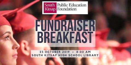 South Kitsap Public Education Foundation Fundraiser Breakfast tickets