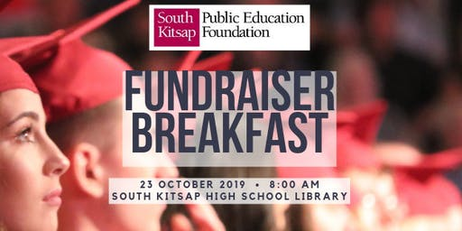 South Kitsap Public Education Foundation Fundraiser Breakfast