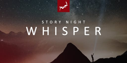 Story Night: Whisper in Calgary, Canada