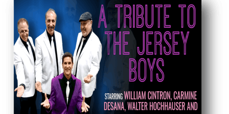 Winter Concert Series - Jersey Boys Tribute  tickets