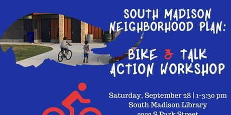 Bike and Talk Action Workshop tickets