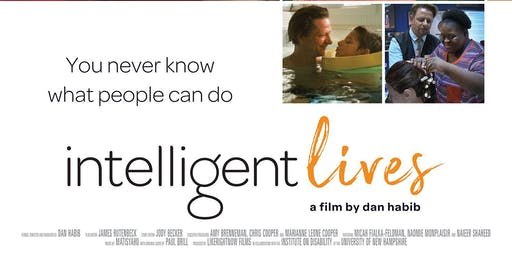 Intelligent Lives Community Screening
