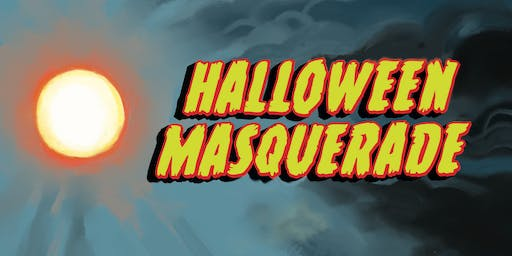 Halloween Masquerade at The Charter Oak