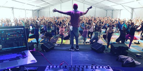 Flow in the Foyer // Yoga with Em Keen and Live DJ Sol Rising! tickets