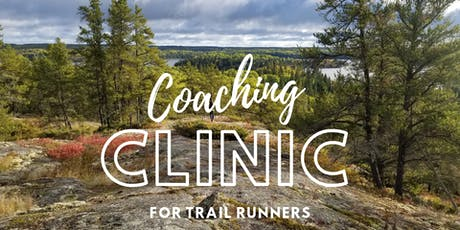 Coaching Clinic for Trail Runners tickets