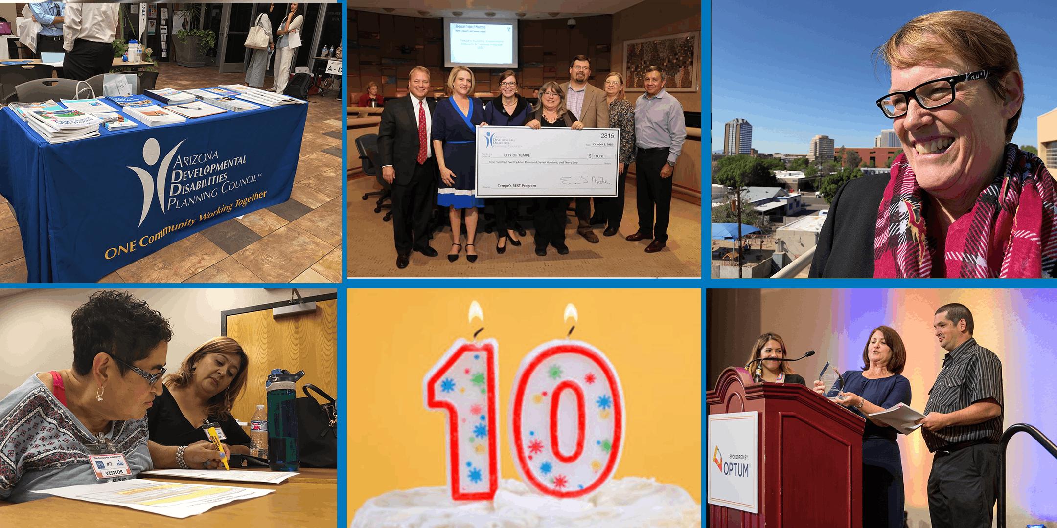 Arizona Developmental Disabilities Planning Council 10-Year Anniversary