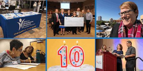Arizona Developmental Disabilities Planning Council 10-Year Anniversary tickets