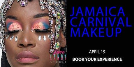 Glow Queen Makeup for Jamaica Carnival 2020 tickets