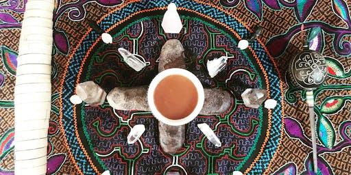 Sacred Cacao & Heart Song Full Moon Circle