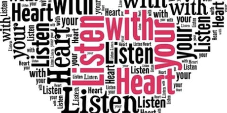 """LISTENING WITH HEART"" A Relationship-Enhancing Masterclass for Women   tickets"