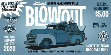 Biltwell Blowout tickets