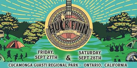 Huck Finn Jubilee Music Festival, California tickets