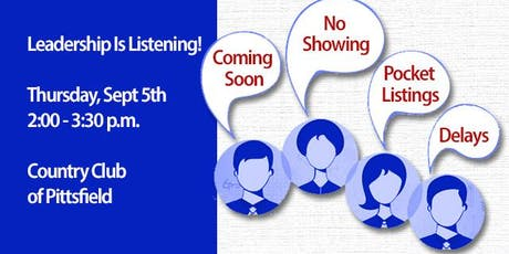 Leadership is Listening tickets