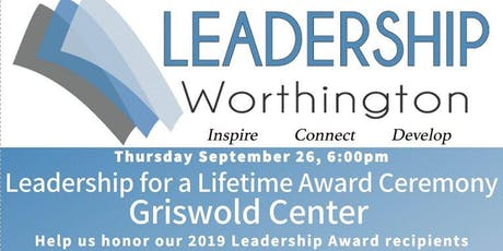Leadership for a Lifetime Awards tickets