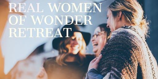 Real Women of Wonder - an experiential empowerment retreat