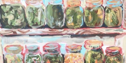 Painting Preserves with Painter Nicole
