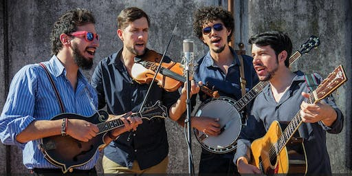 Che Apalache in Concert