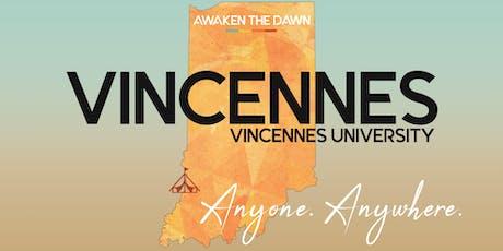 Awaken The Dawn Tent America - Vincennes University tickets