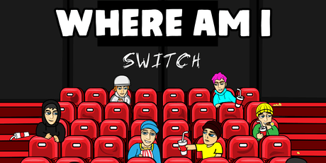 "Switch ""Where Am I?"" Mission, BC tickets"