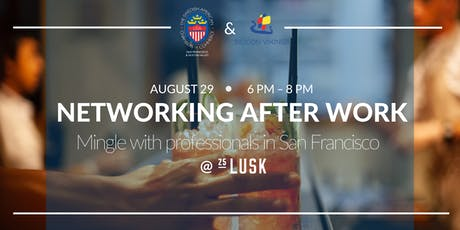 Networking After Work tickets