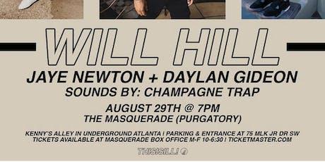 Jaye Newton @ the Masquerade tickets