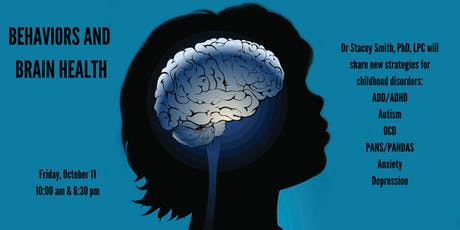 Behaviors and Brain Health tickets