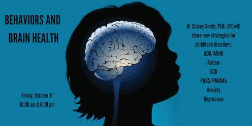 Behaviors and Brain Health
