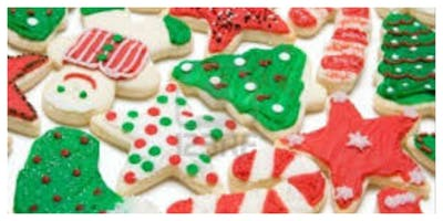 FALL 2019 Mommy's Time Off- Christmas Cookies (3-9 Years)