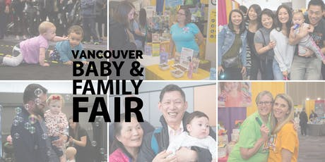 Vancouver Baby & Family Fair tickets