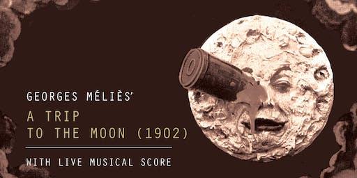 Georges Méliès' A Trip to the Moon (1902)