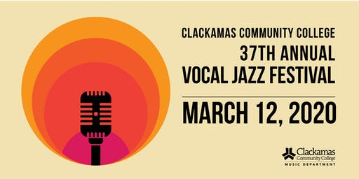 2020 Clackamas Community College Vocal Jazz Festival