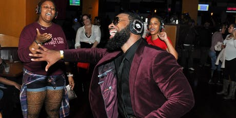 R&B Night Silent Headphone Dance Party @ Lucky Strike DC tickets