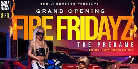 FIRE FRIDAYZ @ Main Street Lounge! $1 DRINKS   5PM-2AM   FULL KITCHEN  tickets