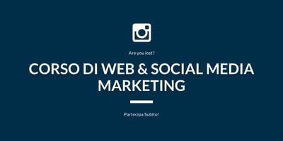 Corso di Web & Social Media Marketing
