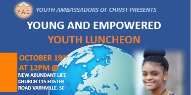 Young and Empowered Youth Luncheon