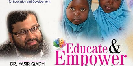 Educate and Empower Fundraising Dinner tickets