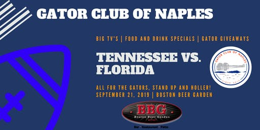 Florida vs. Tennessee Game Watch